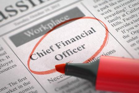 CFO採用について
